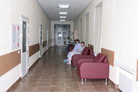 Холл 2 этаж - зона общения