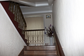 Переход на 2-й этаж