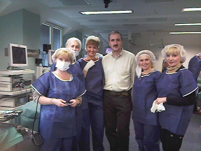 Больница 33 спб главный врач