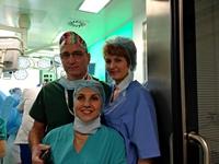 Тренинг по хирургии тазового дна у проф.Попова А.А. в МОНИИАГе, г. Москва